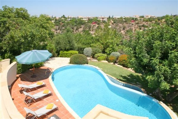 Luxury fully furnished villa-Aphrodite Hills