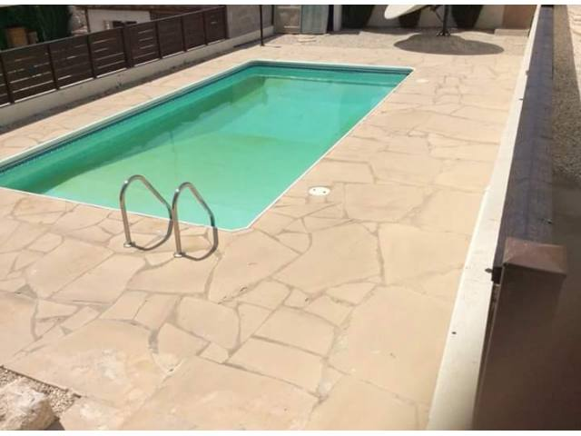 Three bed villa for long term rent in Pegeia