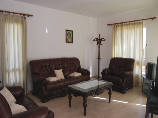 Three Bedroom House in Paphos with good views