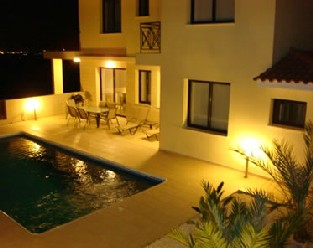 Two 3 bedroom villas in Secret Valley
