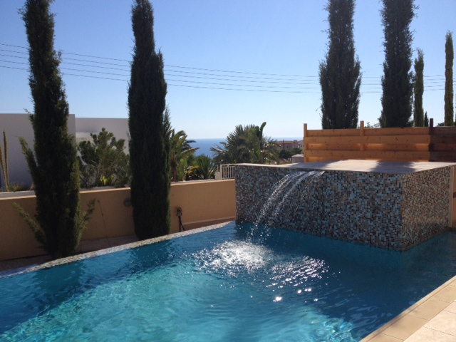 Brand new 4bed villa in Peyia