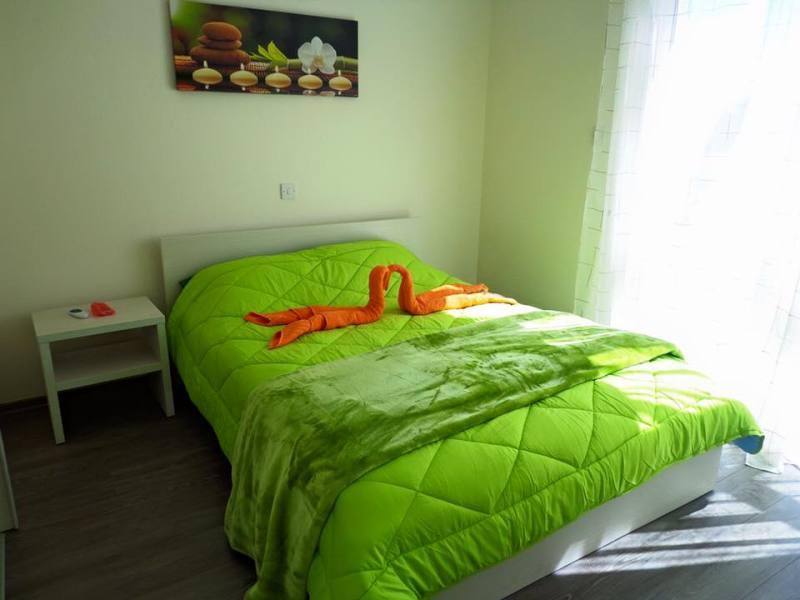 2 bed corner maisonette in Melanos Chloraka