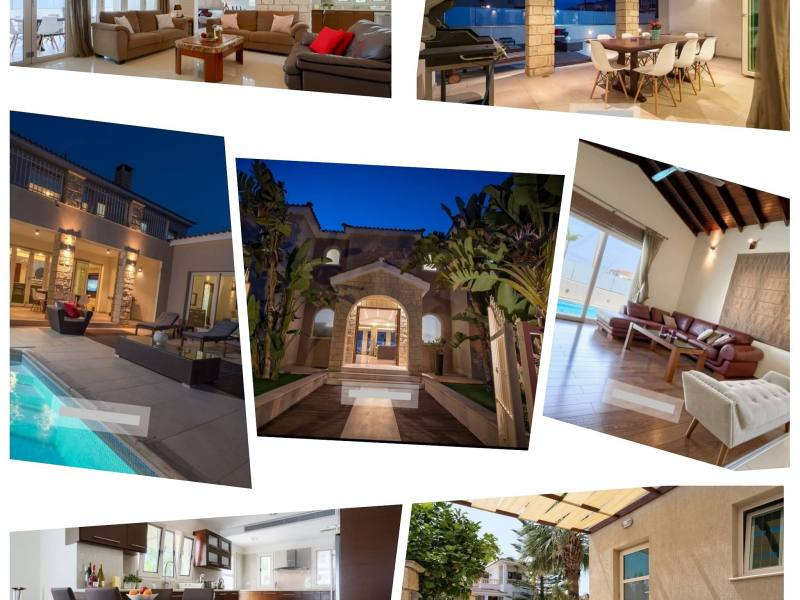 6 bedroom luxury house for long term rent