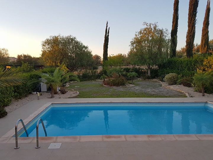 secret valley rental with private pool