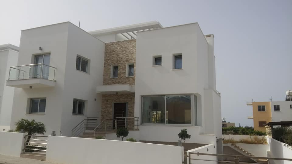 Brand New House for rent in Anavargos unfurnished