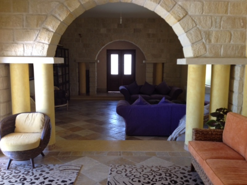 Luxury Unfurnished villa for rent in Mesoyi