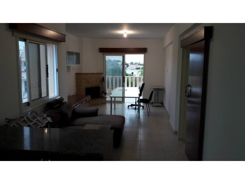 2 bedroom flat for rent in Chloraka