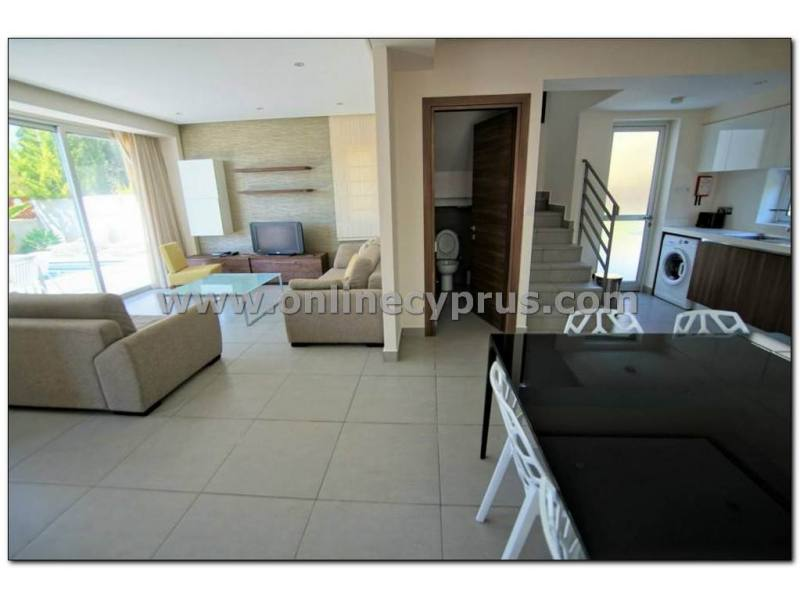 luxury modern villa fully furnished walking distance to the amenities