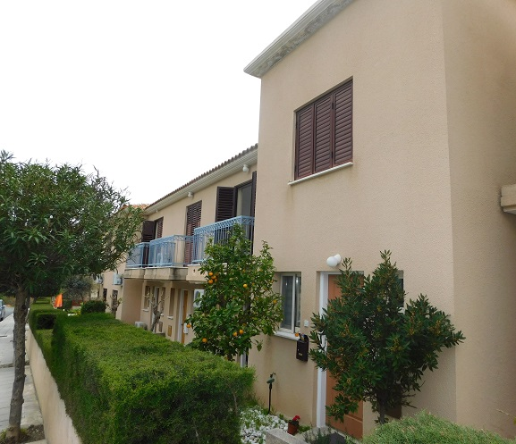 2 bedroom townhouse situated very close to the village
