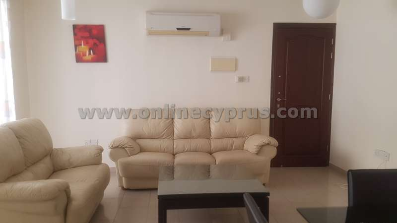 Spacious 2 bedroom Furnished apartment