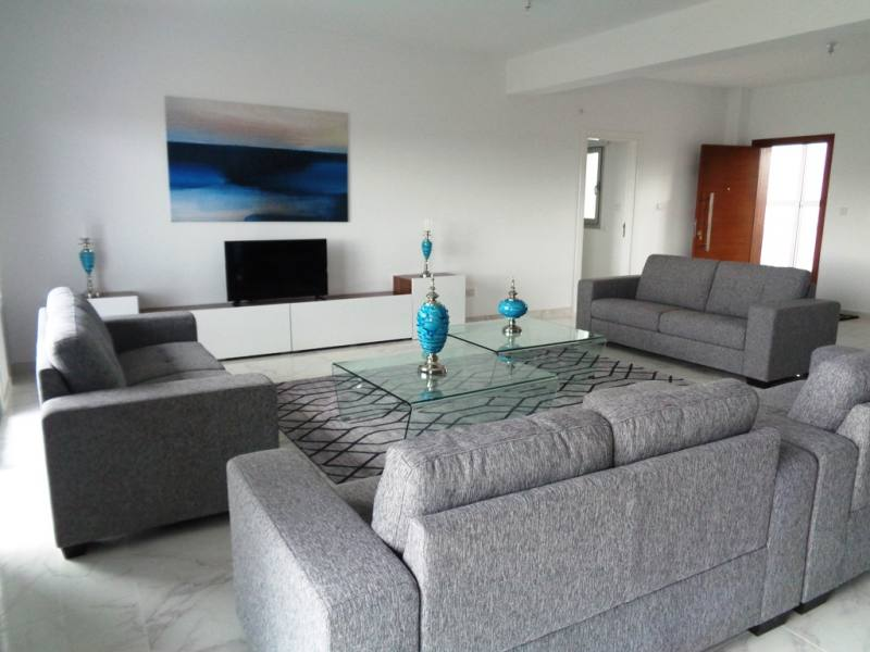 4 bedroom luxury apartment in Paphos for long term rent