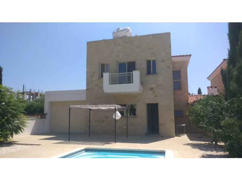3 bedroom furnished villa in Tala