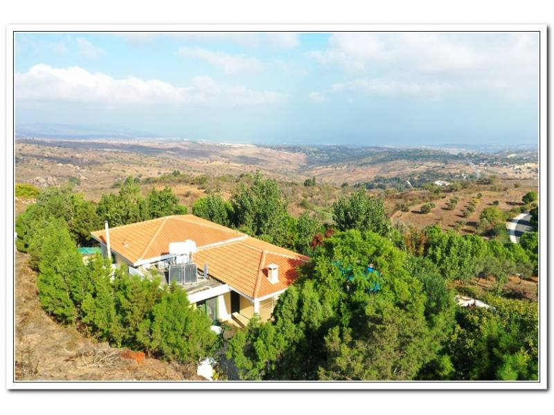 3 bedroom furnished villa in Drousia
