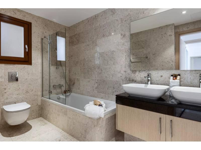 3-bedroom Premium Serviced Apartment located on the Aphrodite Hills