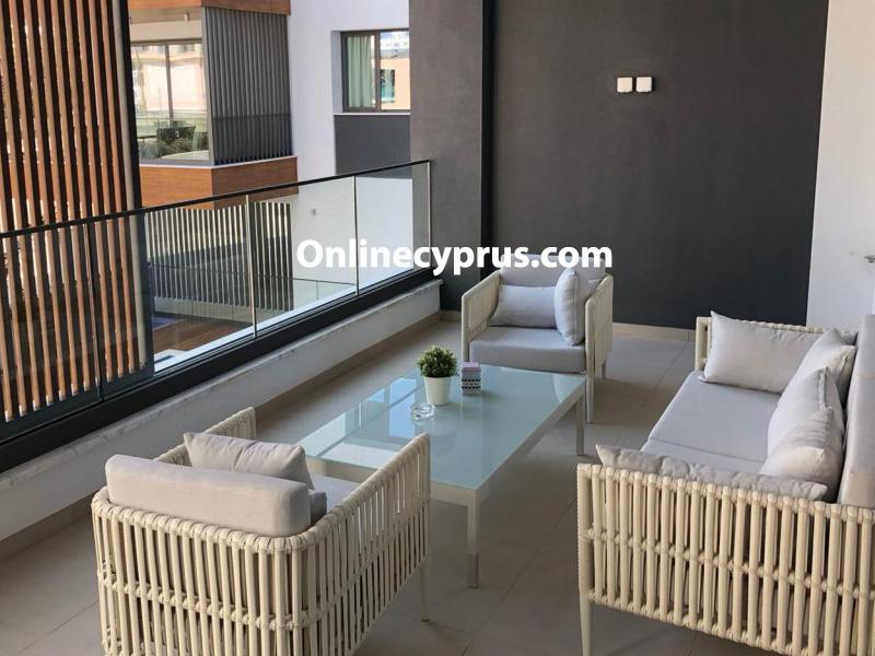 2 Bedroom Modern Apartment in Limassol