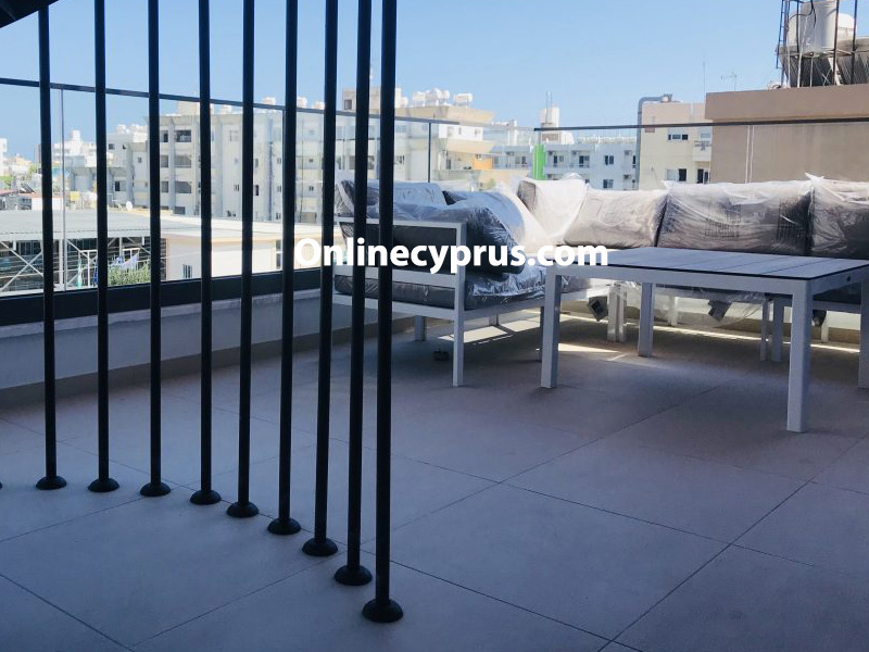 Brand new 3 Bedroom Penthouse with a roof garden and a private pool