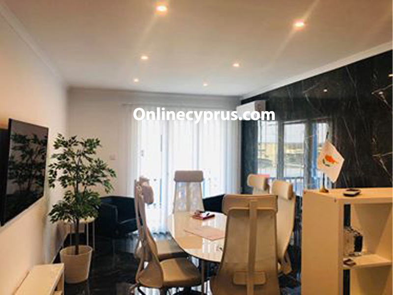 2 room luxury just fully renovated office in Kato Paphos