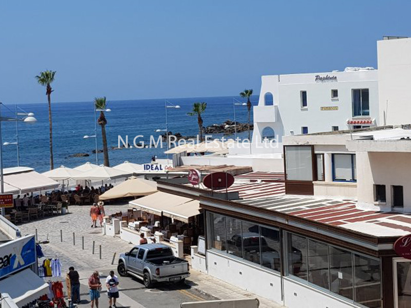 Apartment Penthouse For Rent in Kato Paphos