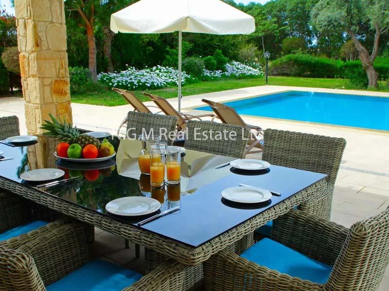 4 bedroom superior villa with private pool
