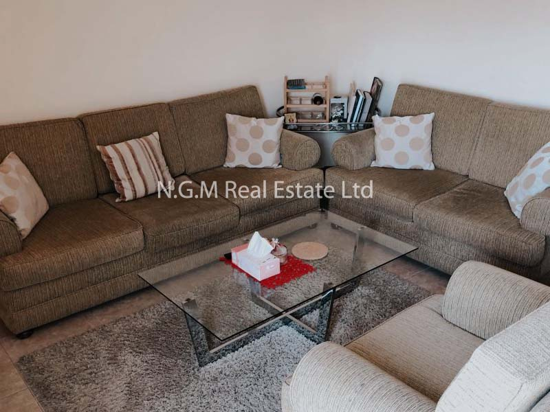 2 bd. Apartment with a Sea View in the City center