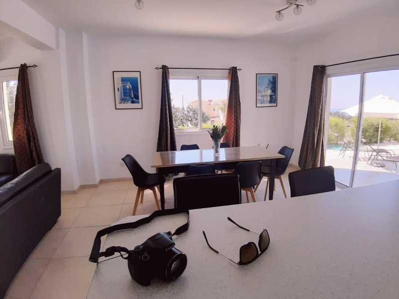 3 bedroom Furnished villa with lovely view