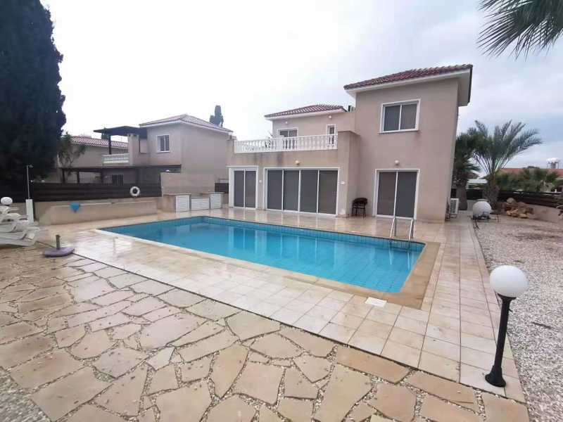 Unfurnished villa in Coral bay