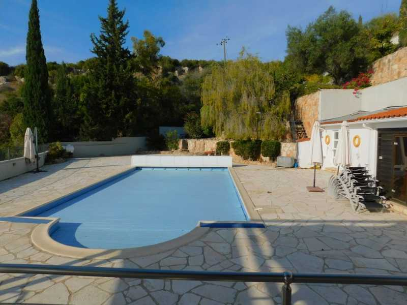 Luxury villa with amazing view