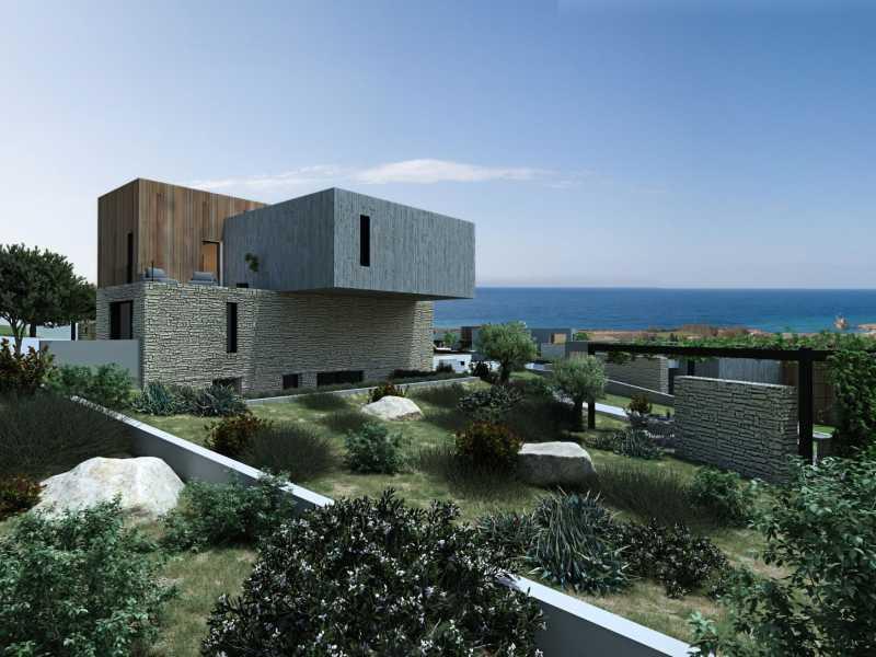 Luxury villa in Sea Caves