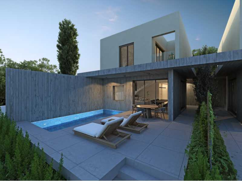 Brand new villa in Petridia