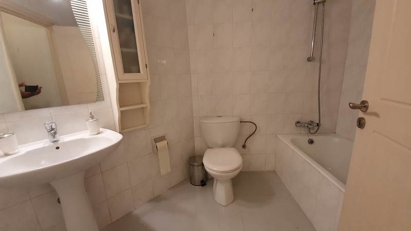 3 bedroom apartment in Chloraka