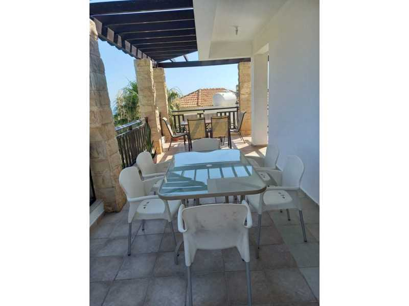 3 bed Furnished villa with amazing view