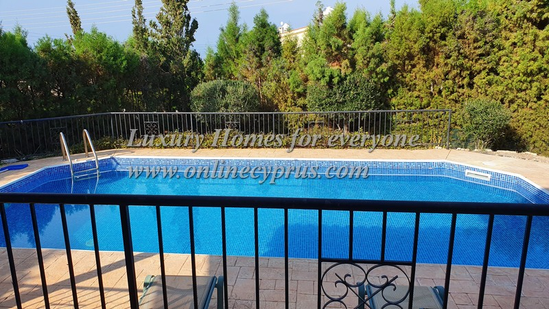 Villa With Private Pool For Long Term Rent