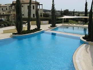 3 bedroom ground floor apartment for long term rent in Aphrodite Hills