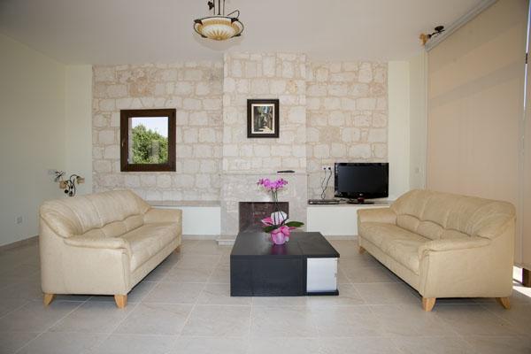 Exclusive villa for rent in Ayia Marinouda