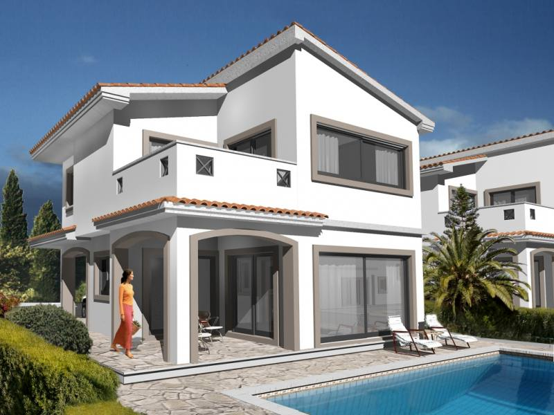3 bedroom luxury villa for sale in Peyia