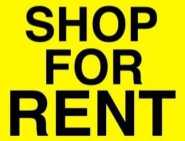 shop for rent on a central location of Paphos