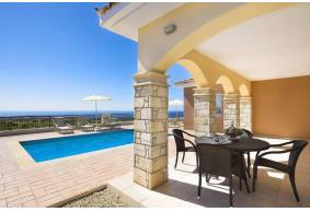 Luxury villa for long term rent in Paphos