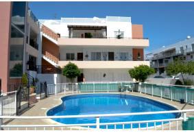 2 Bedroom Ground Floor Spacious Apartment in Paphos