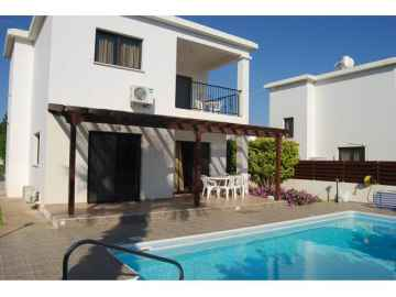 2 bed villa in Chloraka