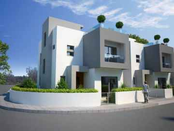 New built villas in Konia