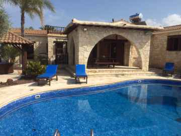 Bungalow for long term rent In Neo Chorio Polis Crysochous