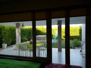 4 bed villa in Yeroskipou for long term rent