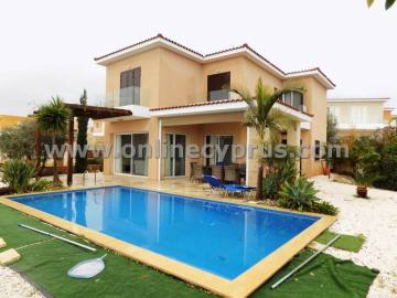 Modern luxury villa for long term rent