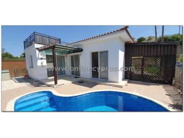 2 bedroom detached bungalow for rent in Armou