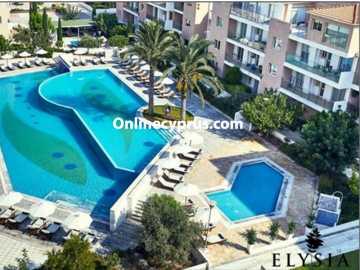 Luxury Apartments in Elysia Park in Kato Paphos, P