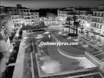 Luxury Apartment in Elysia Park in Kato Paphos, Pa