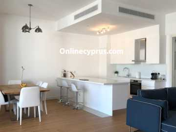 2 Bedroom Modern Apartment in Limassol