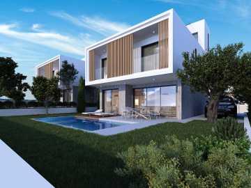 Modern villa in Petridia - Empa