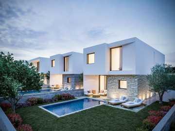 Modern 3 bedroom villas