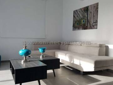 Brand new villa in Peyia with sea view